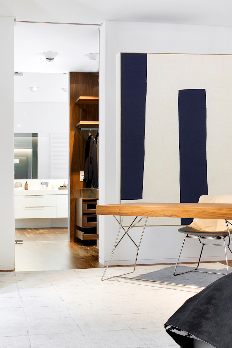 Master Suite Quartos modernos por GAVINHO Architecture & Interiors Moderno
