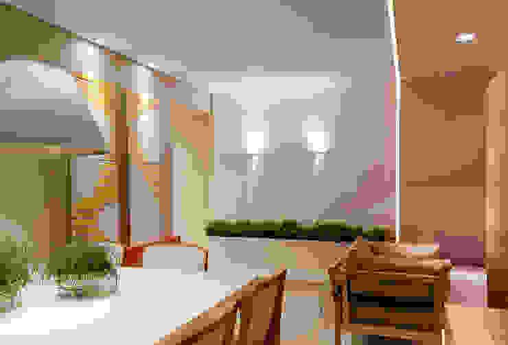 SALA DE JANTAR Salas de jantar modernas por Matheus Menezes Arquiteto Moderno