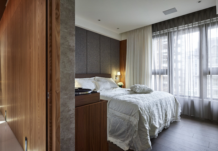 DYD INTERIOR大漾帝國際室內裝修有限公司 Chambre moderne