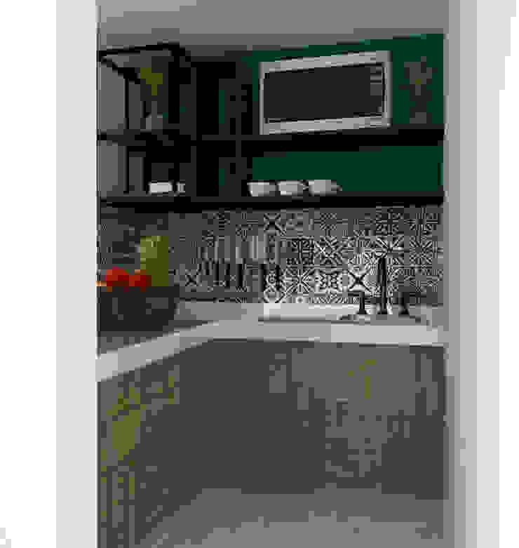 Cocina Cocinas modernas de GT-R Arquitectos Moderno