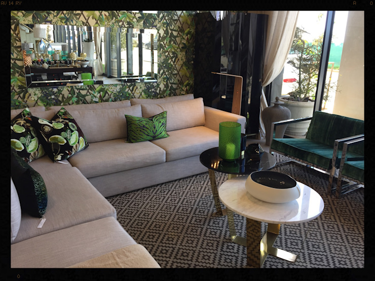 Stock in our Showroom: modern  by Frans Alexander Interiors, Modern