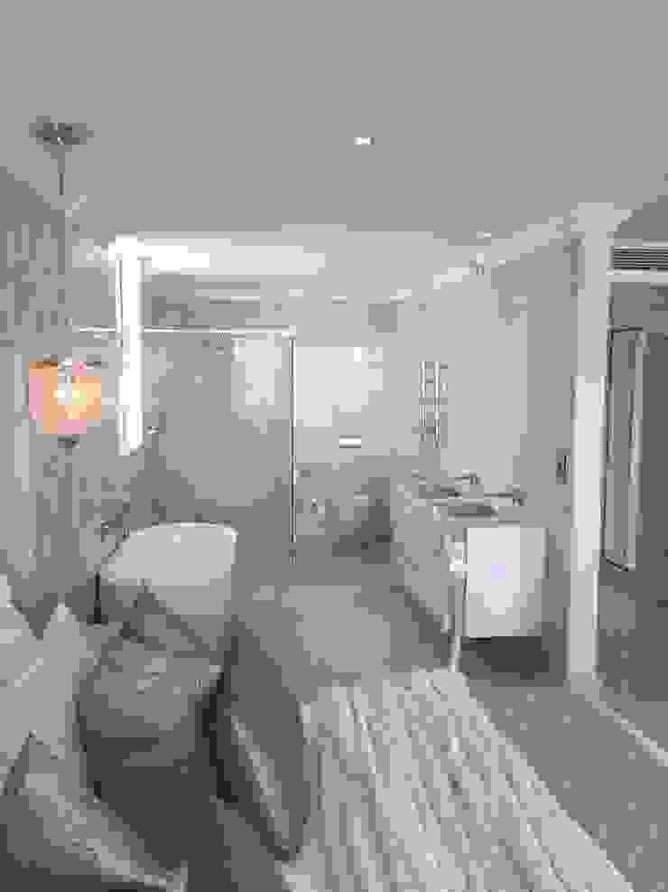 Project ^ Modern bathroom by Frans Alexander Interiors Modern