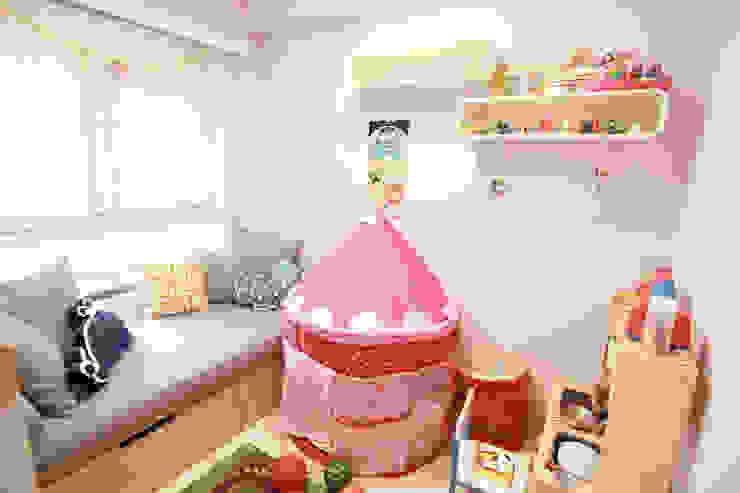 拓雅室內裝修有限公司が手掛けた子供部屋, 北欧