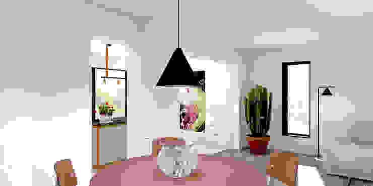 Eetkamer Moderne eetkamers van De Nieuwe Context Modern Hout Hout