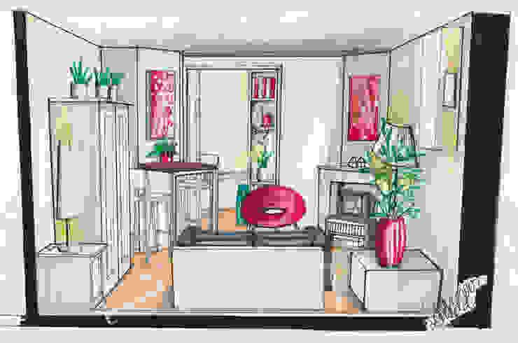 Nieuw interieur hofjeswoning Schuddegeest Den Haag van LINDESIGN Amsterdam Ontwerp Design Interieur Industrieel Meubels Kunst