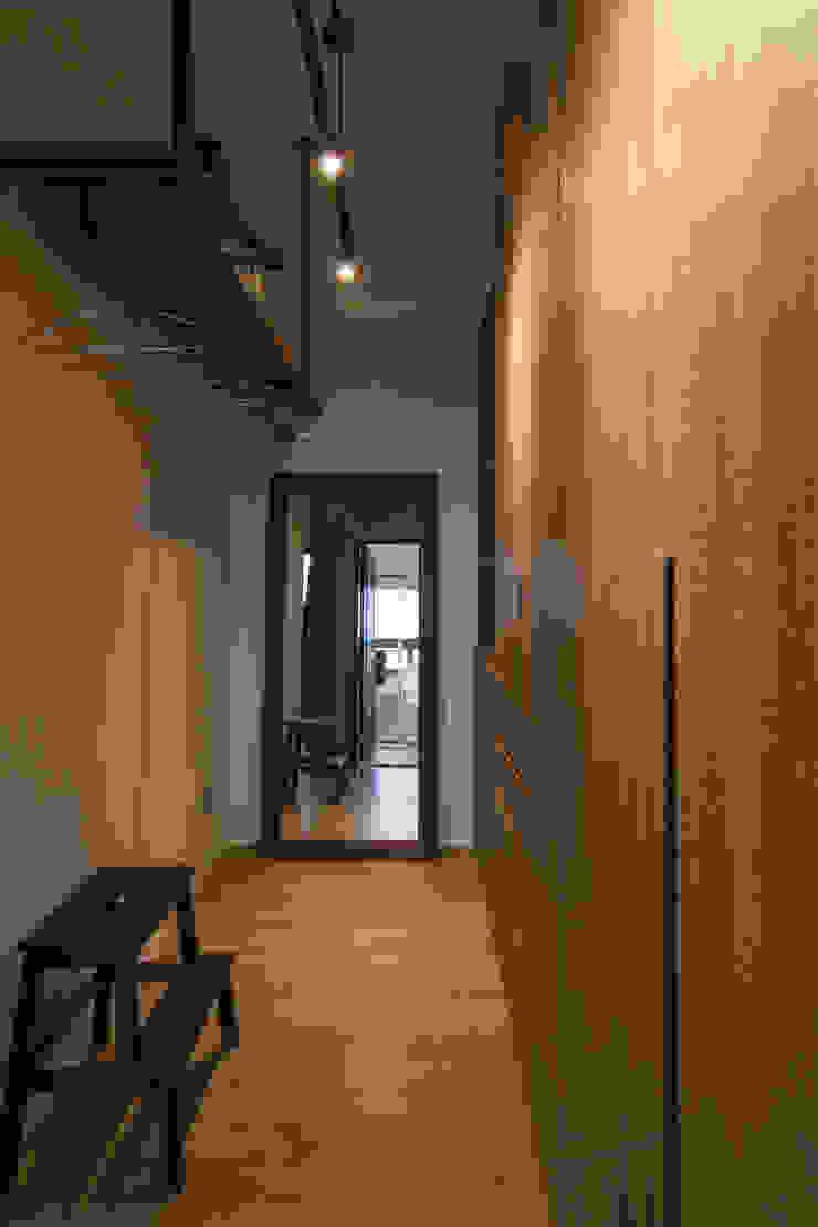 HWH house 根據 珞石設計 LoqStudio 工業風