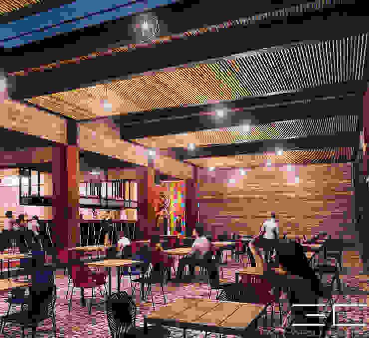 Caltza Snack – Bar [León, Gto.] de 3C Arquitectos S.A. de C.V.