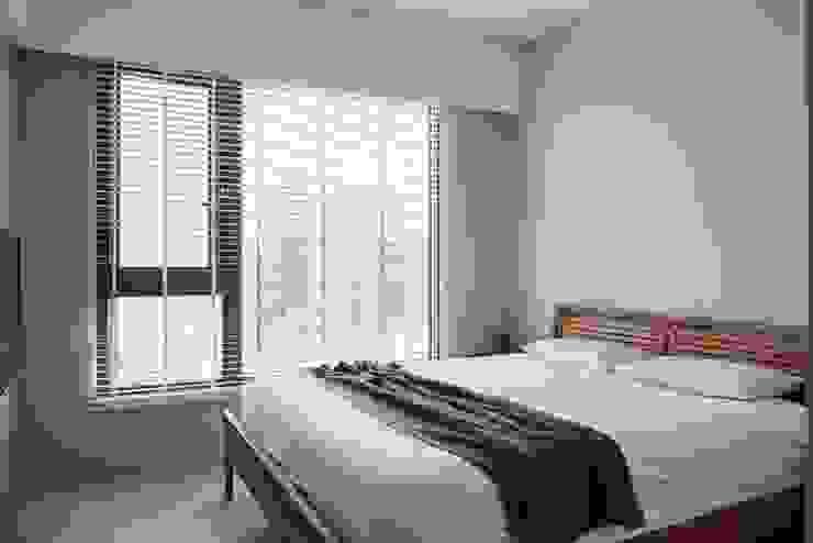 東京中城 蔡宅 根據 思維空間設計 現代風