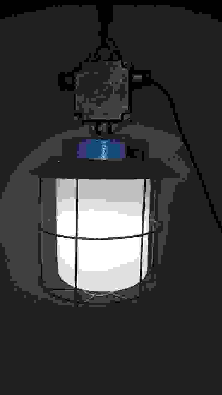 INDUSTRIAL LIGHT: industrial  by INDUSTRIALHUNTERS, Industrial Iron/Steel