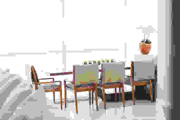 Mesa Espaço Gourmet por Revellar Marcenaria Moderno