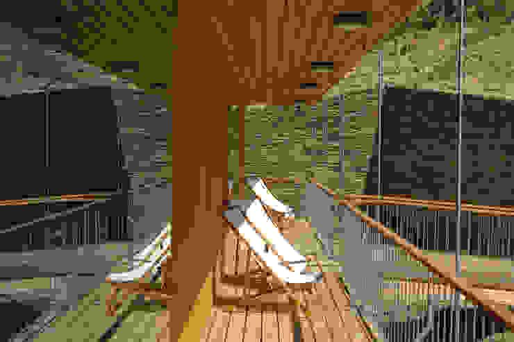 Casa do Rio Janelas e portas modernas por Menos é Mais - Arquitectos Associados Moderno