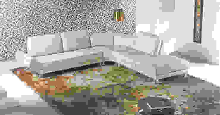 Sofás de canto Corner sofas www.intense-mobiliario.com MILLOT por Intense mobiliário e interiores; Moderno