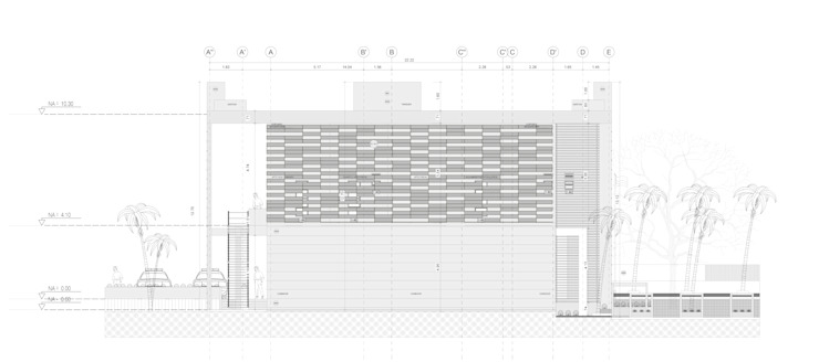 EDUARDO NOVOA ARQUITECTO INDEPENDIENTE : minimalist tarz , Minimalist