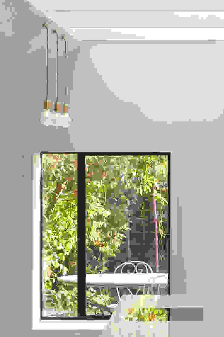 The Slate House Nowoczesne okna i drzwi od Gundry & Ducker Architecture Nowoczesny Matal