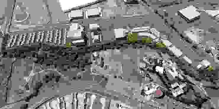 Terreno Oriente Usos Mixtos de Segovia ARQ Moderno