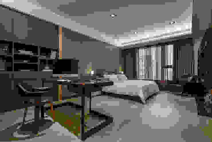 住宅 │ 高雄 德勒斯登 Dresden Lin Residence 根據 匯羽設計 / Hui-yu Interior design 現代風