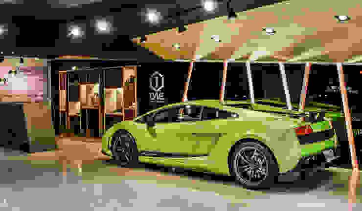 商空 │ ONE car's coating 根據 匯羽設計 / Hui-yu Interior design 現代風