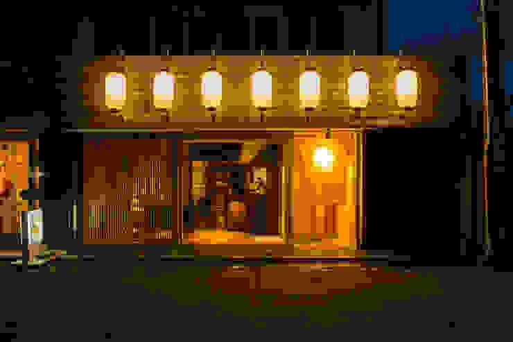 Casas asiáticas de 橋本デザイン事務所 Asiático