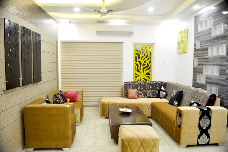 complete projects by Able interior