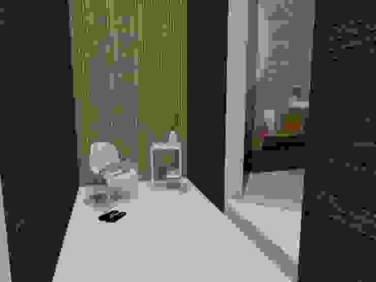 Sala de Tratamento Vichy Clínicas modernas por MUDE Home & Lifestyle Moderno