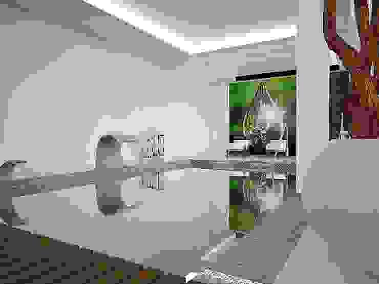 Zona Aqua SPA Clínicas modernas por MUDE Home & Lifestyle Moderno
