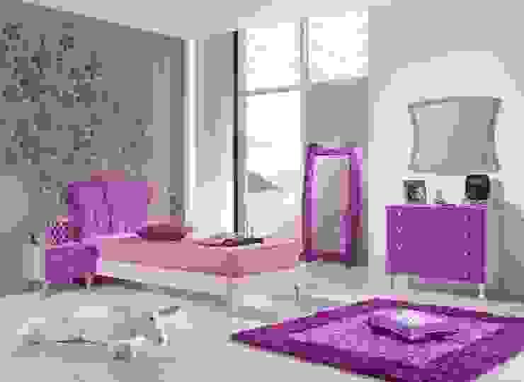 Mobiliário de criança Furniture, children's bedroom www.intense-mobiliario.com ZZK11 por Intense mobiliário e interiores; Moderno