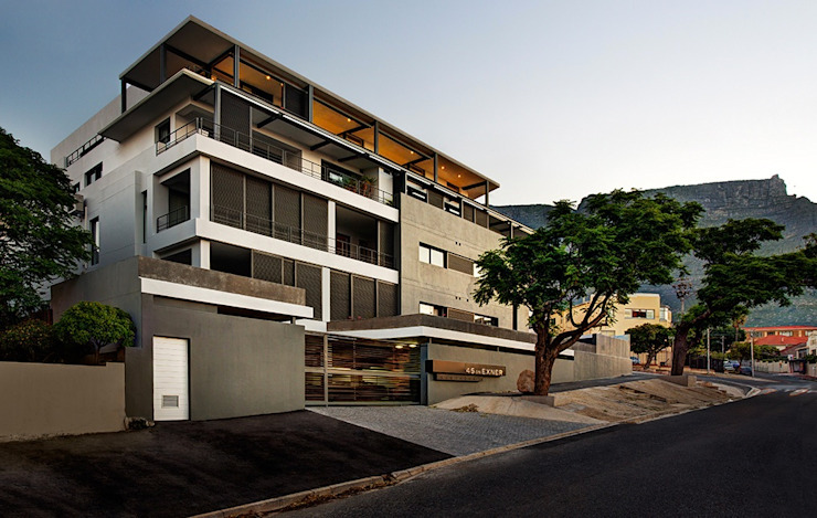 Modern Houses by 2MD Exclusive Italian Design Modern Concrete