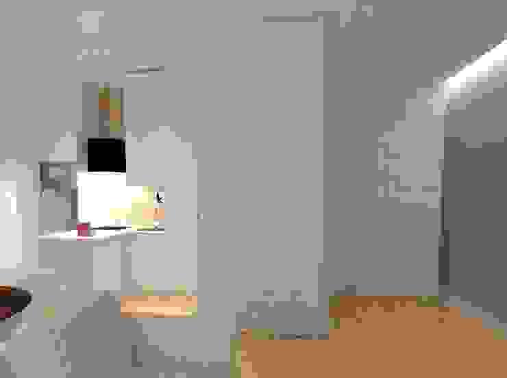 CASA AUGUSTA - Sala Comum Salas de estar modernas por EGO Interior Design Moderno