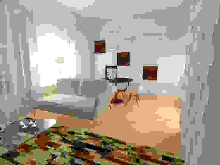 CASA AUGUSTA - Sala Comum Salas de jantar modernas por EGO Interior Design Moderno