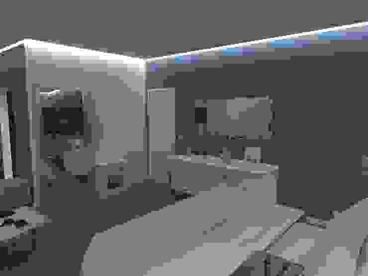 Quarto de Casal Quartos modernos por MUDE Home & Lifestyle Moderno