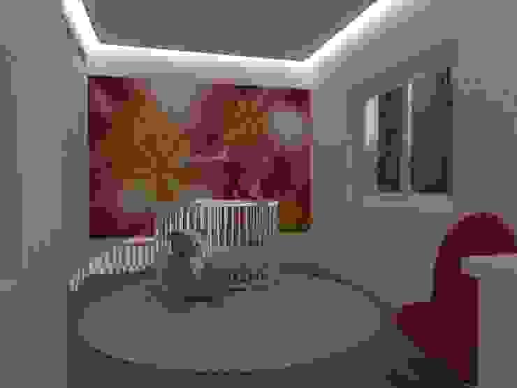 Quarto de Bebé Quartos de criança modernos por MUDE Home & Lifestyle Moderno