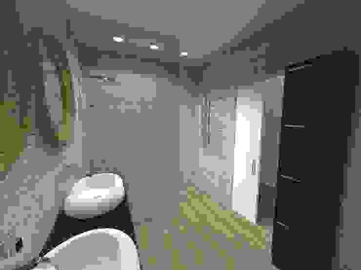 Casa de Banho Suite Casas de banho modernas por MUDE Home & Lifestyle Moderno