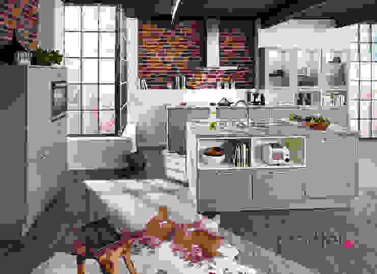 industrial  by Pfeiffer GmbH & Co. KG, Industrial Wood Wood effect
