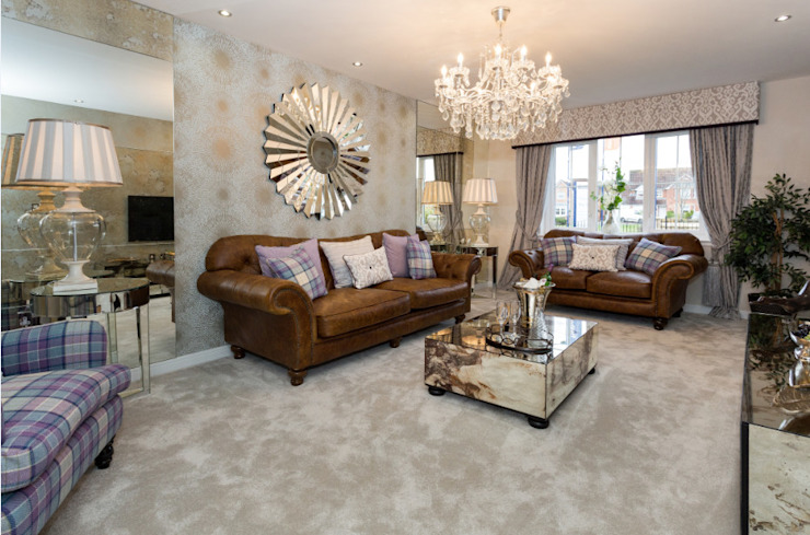 Take a step into luxury each day.. by Graeme Fuller Design Ltd Modern