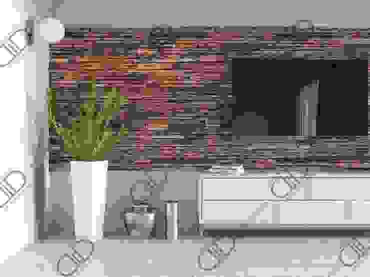 Interior Design and Rendering by Design Studio AiD Minimalist Wood Wood effect