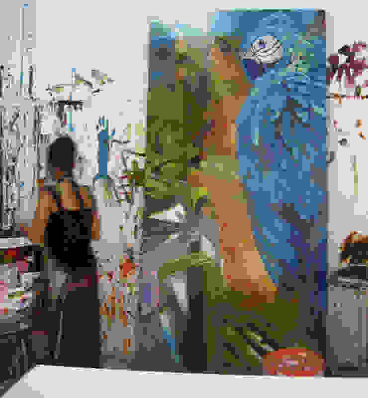 Sección de mural de ANTAVIA WALL DECOR Moderno