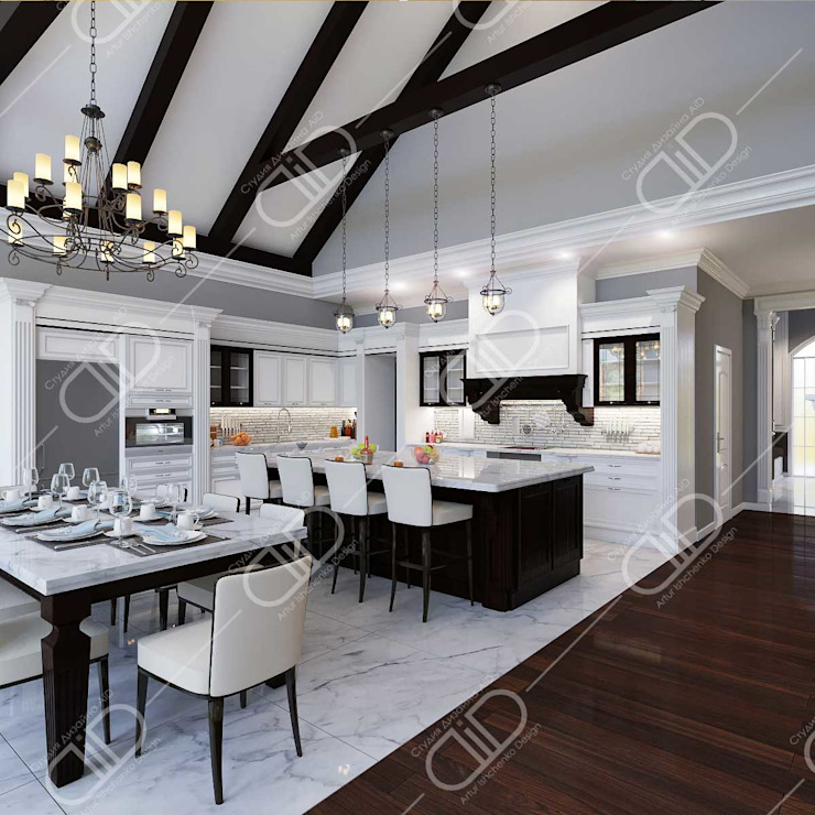Interior Design and Rendering by Design Studio AiD Colonial Ceramic
