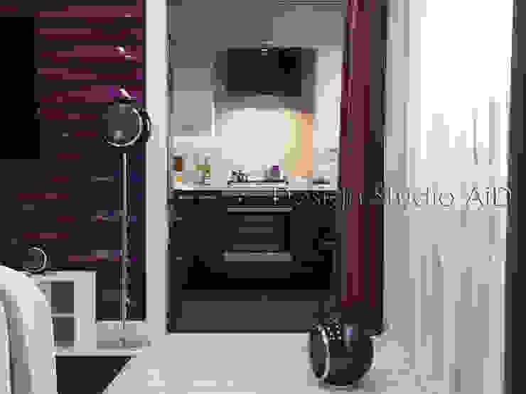 Interior Design and Rendering by Design Studio AiD Minimalist MDF