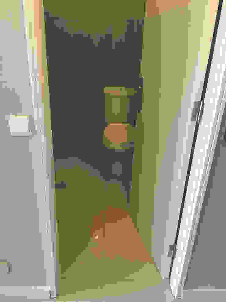 Casa de banho - Depois por HC Construções