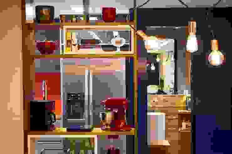 Cocinas modernas de A MARCENARIA Moderno