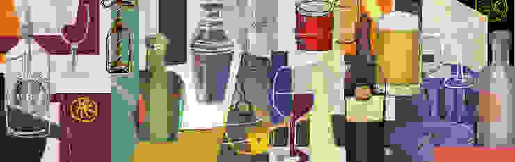 Boceto 1 de ANTAVIA WALL DECOR Moderno