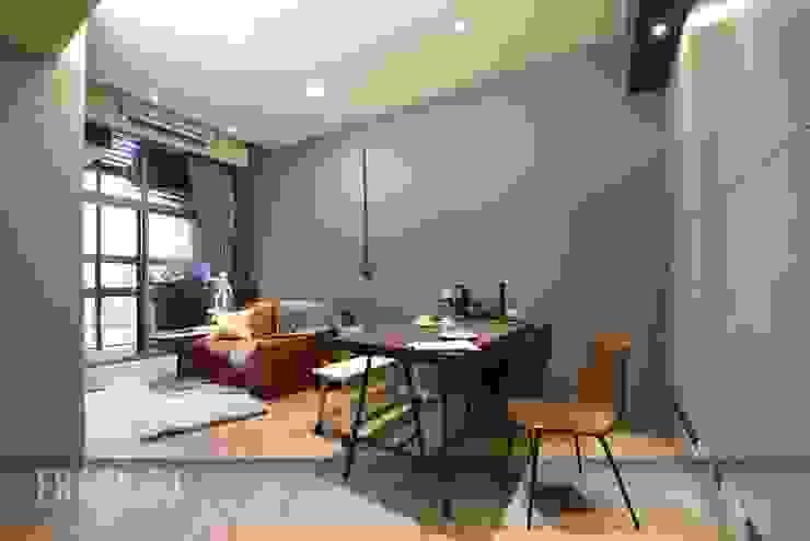 Ruang Makan Modern Oleh 中孚 設計 / FRANKFU INERIOR DESIGN Modern