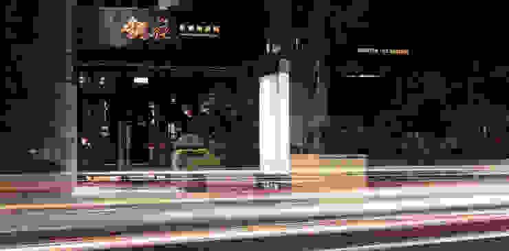CJ INTERIOR 長景國際設計 Espaces commerciaux asiatiques