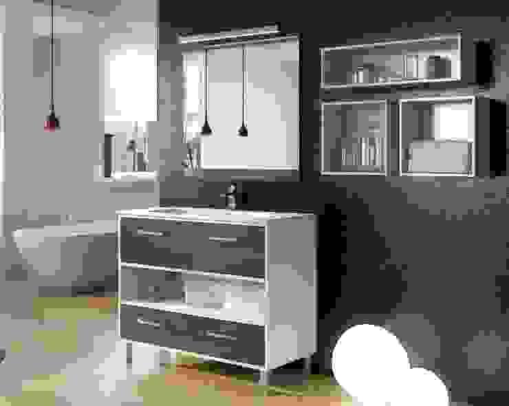 Modern bathroom by Empresa de reformas en Malaga Modern Ceramic