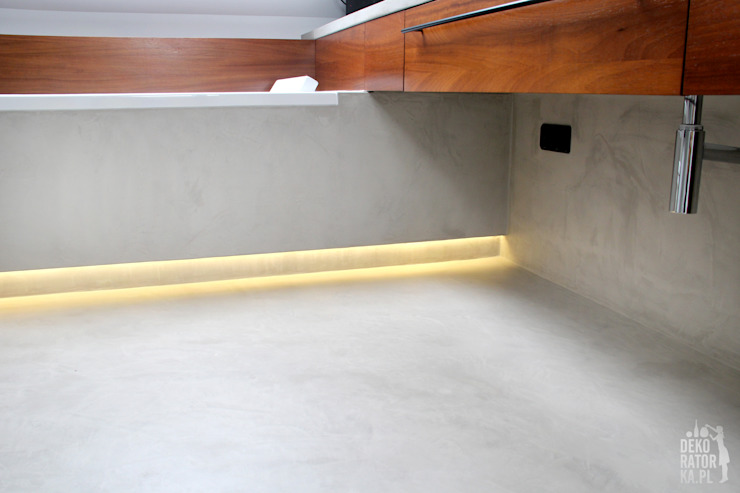 Modern bathroom by dekoratorka.pl Modern