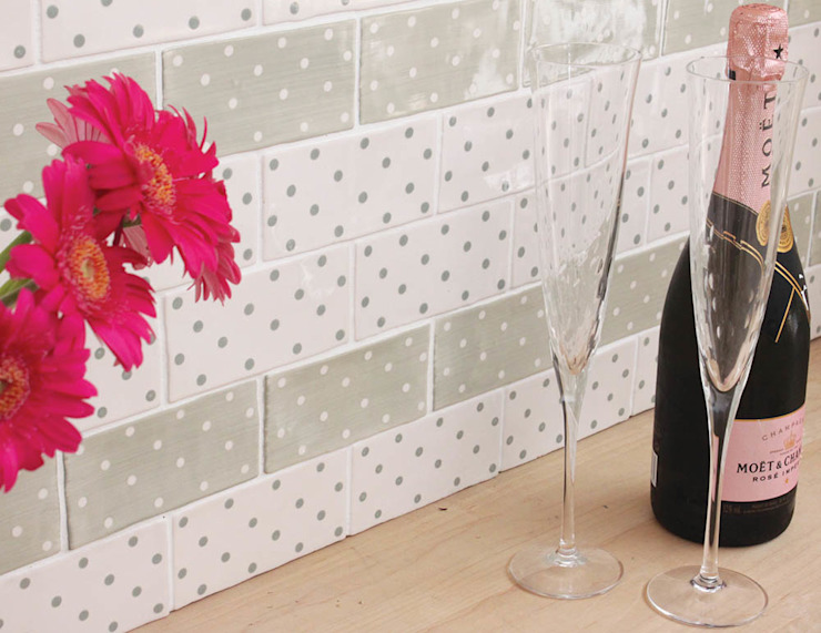 Dotty Mixtures: country  by Decorum Tiles, Country