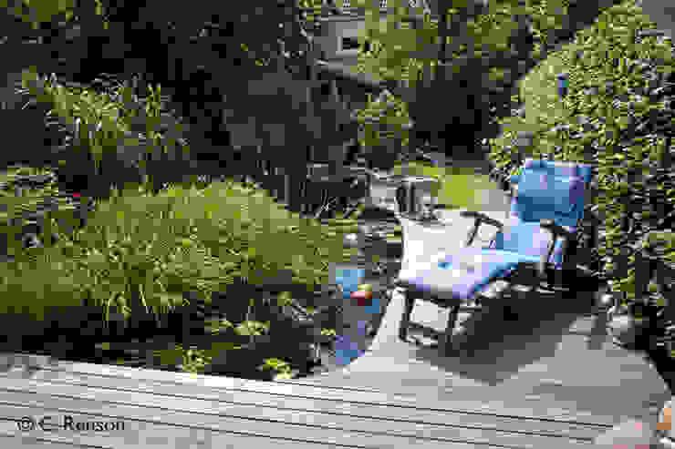 Scandinavian style garden by dirlenbach - garten mit stil Scandinavian