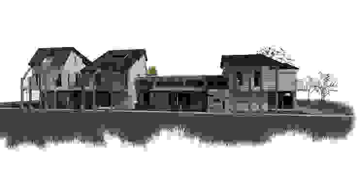 Urban Studio:   by E-VISIONS Architectural design Studio,