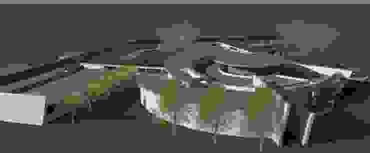 Sub-Acute Medical Facility by E-VISIONS Architectural design Studio