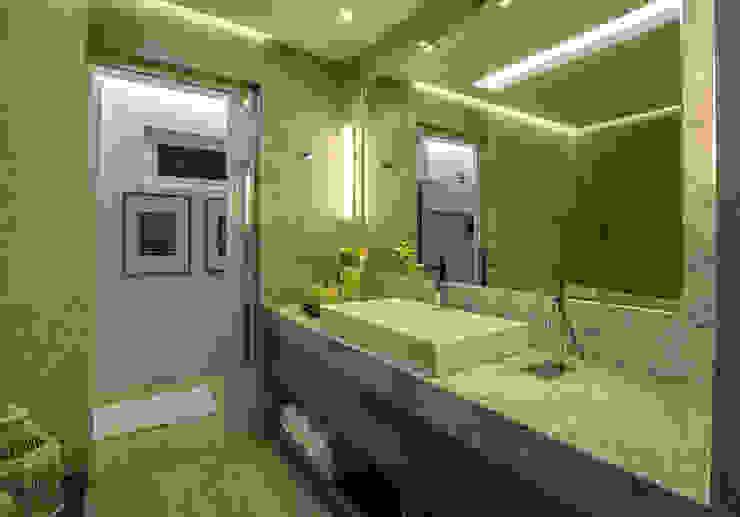 Baños de estilo clásico de Cris Nunes Arquiteta Clásico